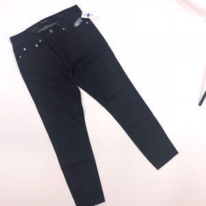 PacSun dark blue skinny jeans